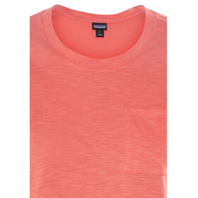 Patagonia W's Mainstay Tee Carve Coral